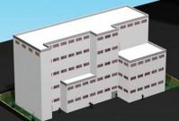 Мельничные системы в многоэтажном здании
