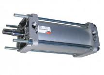 Пневмоцилиндры с присоединением по ГОСТ 15608-81. Серия 40N3G.
