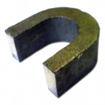 Магнит постоянный подковообразный ММ 2165 (с-образный)